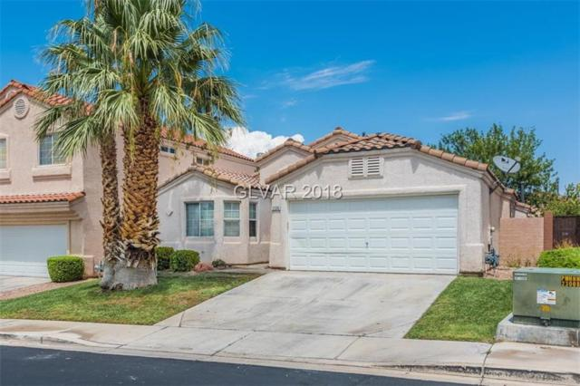 2536 Citrus Garden, Henderson, NV 89052 (MLS #2022566) :: Trish Nash Team