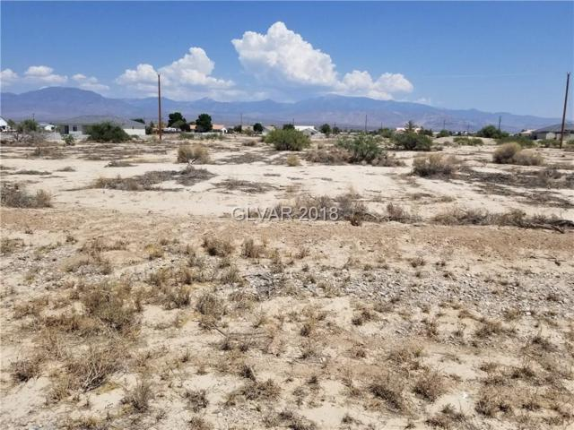 2801 S Old West, Pahrump, NV 89048 (MLS #2022672) :: Trish Nash Team