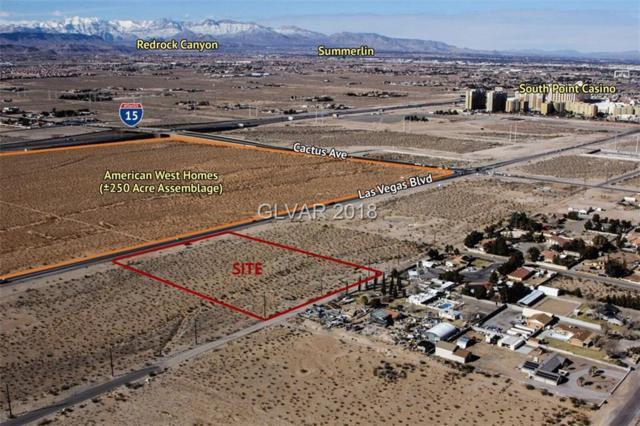 10700 Giles, Las Vegas, NV 89183 (MLS #2022692) :: Trish Nash Team