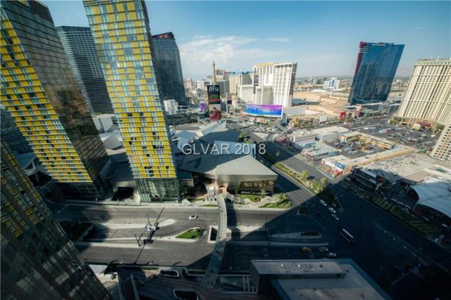 3750 Las Vegas #2506, Las Vegas, NV 89158 (MLS #2022771) :: Sennes Squier Realty Group