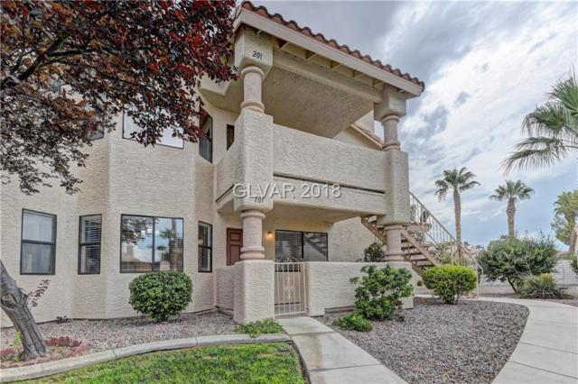 1001 Falconhead #101, Las Vegas, NV 89128 (MLS #2022906) :: Vestuto Realty Group