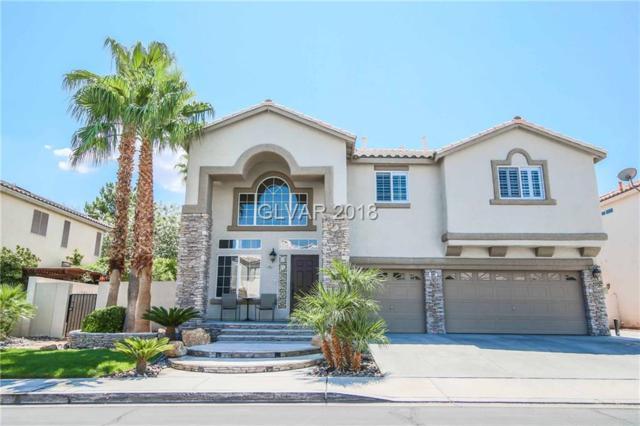 691 Vineland, Henderson, NV 89052 (MLS #2022938) :: Five Doors Las Vegas