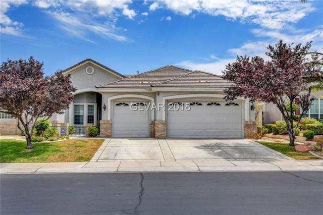1000 Cypress Ridge, Las Vegas, NV 89144 (MLS #2023081) :: The Snyder Group at Keller Williams Realty Las Vegas