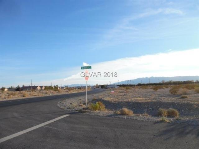 1581 E Choctaw, Pahrump, NV 89048 (MLS #2023185) :: The Snyder Group at Keller Williams Realty Las Vegas