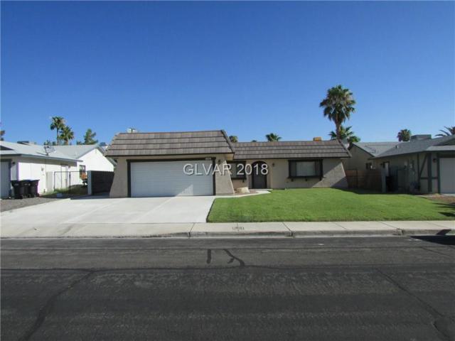 1604 Chesterfield, Henderson, NV 89014 (MLS #2023286) :: The Snyder Group at Keller Williams Realty Las Vegas