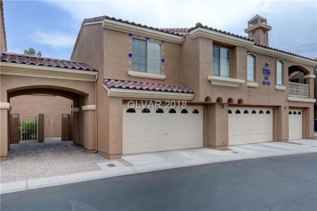 7255 Diamond Canyon #103, Las Vegas, NV 89149 (MLS #2023325) :: Signature Real Estate Group