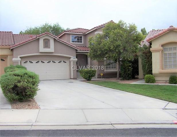 5 Alyson Pond, Henderson, NV 89012 (MLS #2023391) :: Trish Nash Team