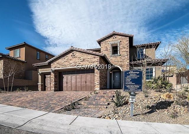 11952 Girasole, Las Vegas, NV 89138 (MLS #2023395) :: The Snyder Group at Keller Williams Realty Las Vegas