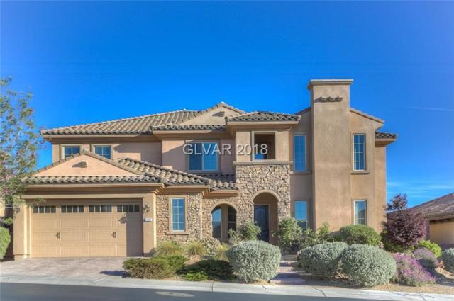 2457 Luberon, Henderson, NV 89044 (MLS #2023466) :: The Machat Group | Five Doors Real Estate
