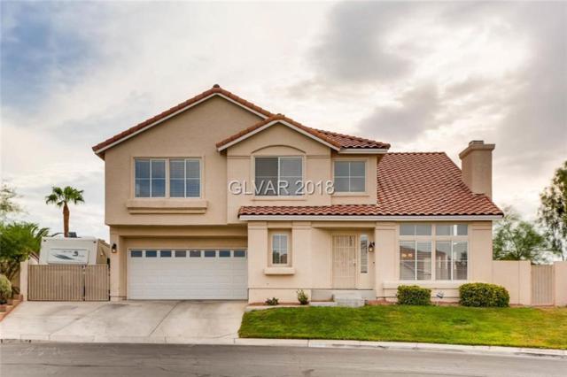 175 La Alba, Henderson, NV 89074 (MLS #2023523) :: The Snyder Group at Keller Williams Realty Las Vegas