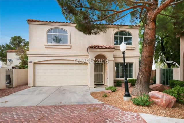 3368 Epson, Las Vegas, NV 89129 (MLS #2023526) :: The Snyder Group at Keller Williams Marketplace One