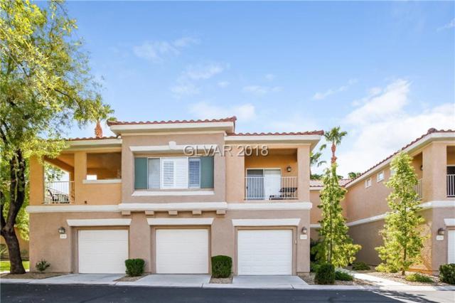 251 Green Valley #2712, Henderson, NV 89012 (MLS #2023701) :: The Snyder Group at Keller Williams Realty Las Vegas