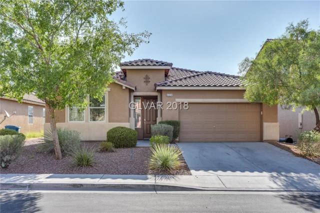 6324 Pinion Jay, Las Vegas, NV 89148 (MLS #2023710) :: The Machat Group | Five Doors Real Estate