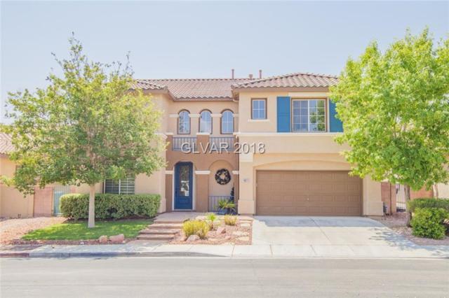 10271 Hammerschmidt, Las Vegas, NV 89135 (MLS #2023718) :: The Snyder Group at Keller Williams Realty Las Vegas