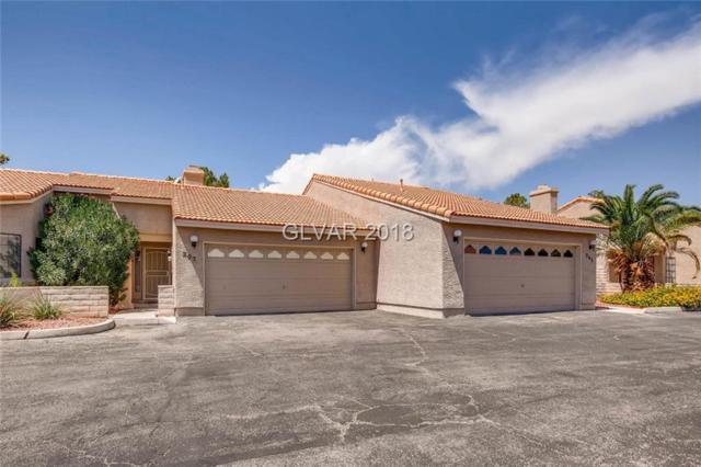 207 Cimarron, Las Vegas, NV 89145 (MLS #2023739) :: Trish Nash Team