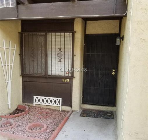 1405 Vegas Valley #399, Las Vegas, NV 18916 (MLS #2023817) :: Sennes Squier Realty Group