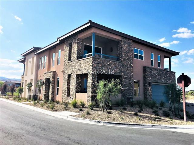 11280 Granite Ridge #1103, Las Vegas, NV 89135 (MLS #2023863) :: Sennes Squier Realty Group