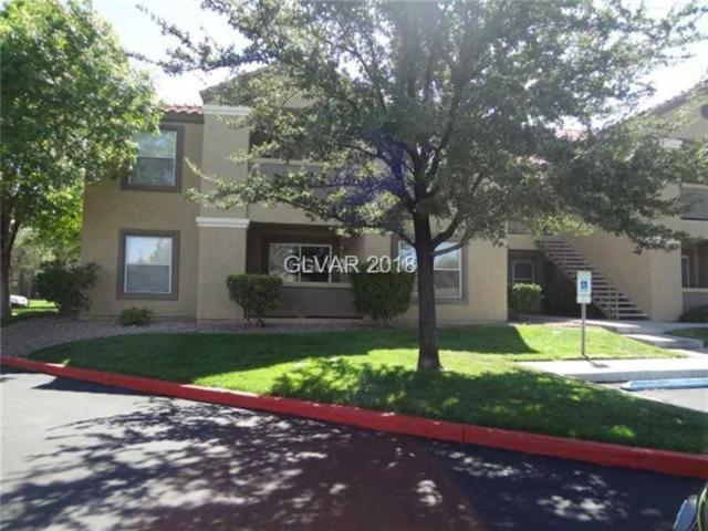 2300 Silverado Ranch #1077, Las Vegas, NV 89183 (MLS #2023986) :: The Snyder Group at Keller Williams Realty Las Vegas