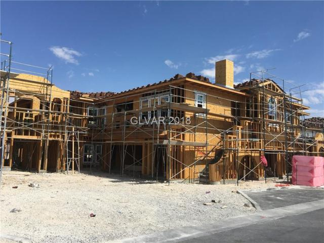 11890 Tevare #1098, Las Vegas, NV 89138 (MLS #2024191) :: Sennes Squier Realty Group