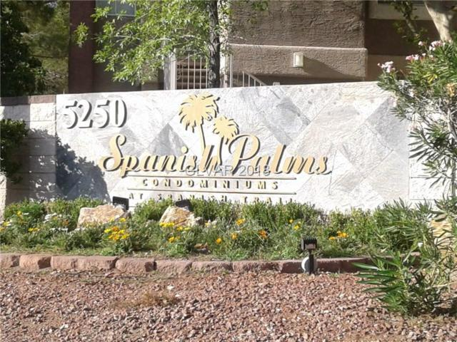 5250 S Rainbow #1129, Las Vegas, NV 89118 (MLS #2024255) :: Sennes Squier Realty Group