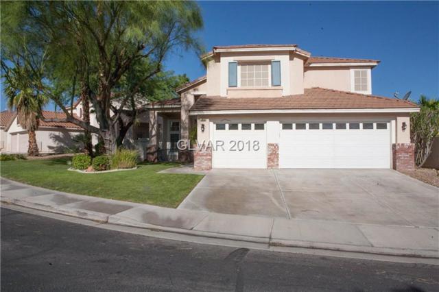1852 Desert Forest, Henderson, NV 89012 (MLS #2024261) :: Signature Real Estate Group