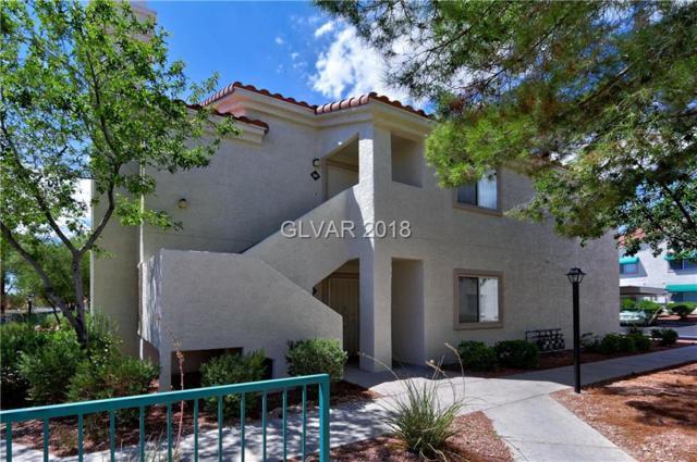 712 Wheat Ridge #104, Las Vegas, NV 89145 (MLS #2024323) :: Vestuto Realty Group