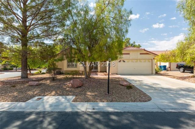 5601 Cavalier, Las Vegas, NV 89130 (MLS #2024414) :: Sennes Squier Realty Group