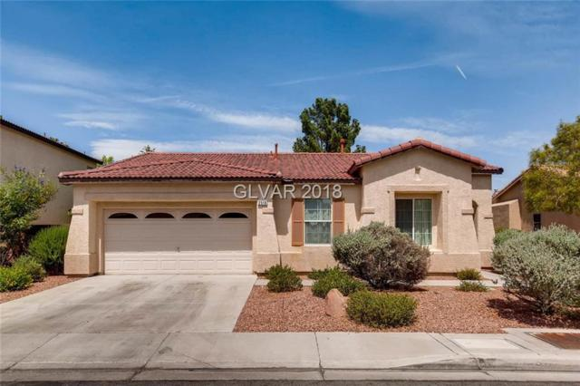 2516 Wellworth, Las Vegas, NV 89074 (MLS #2024480) :: The Snyder Group at Keller Williams Marketplace One