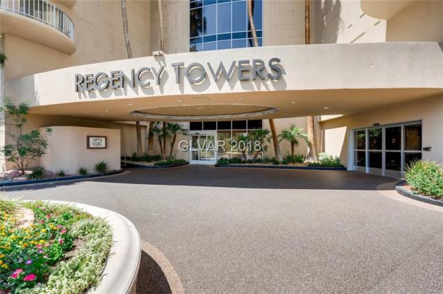 3111 Bel Air 7B, Las Vegas, NV 89109 (MLS #2024551) :: Sennes Squier Realty Group