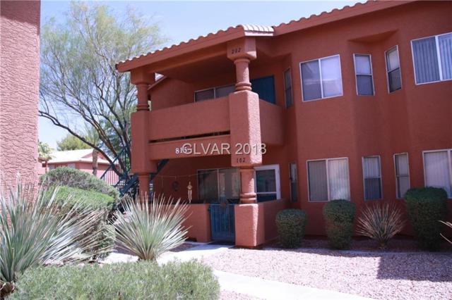815 Mesquite Springs #102, Mesquite, NV 89027 (MLS #2024753) :: Sennes Squier Realty Group