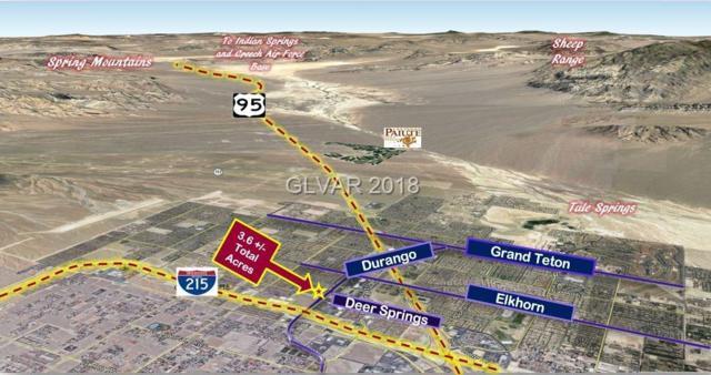 Deer Springs, Las Vegas, NV 89149 (MLS #2024845) :: Trish Nash Team