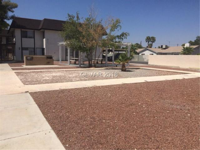 4348 Tara #1, Las Vegas, NV 89102 (MLS #2024893) :: Vestuto Realty Group