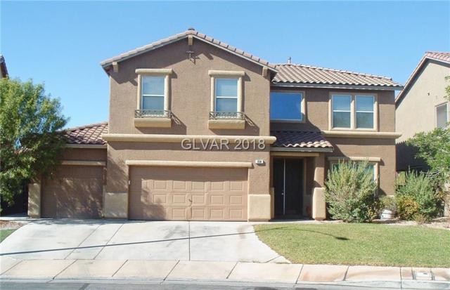 804 Bussora Rose, Henderson, NV 89015 (MLS #2025022) :: The Machat Group   Five Doors Real Estate
