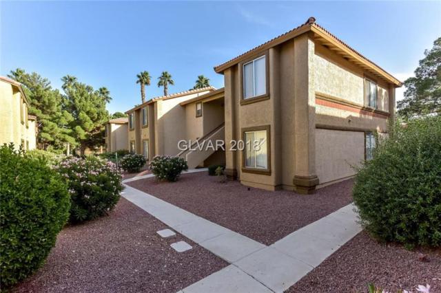 7200 Pirates Cove #1083, Las Vegas, NV 89145 (MLS #2025053) :: Sennes Squier Realty Group