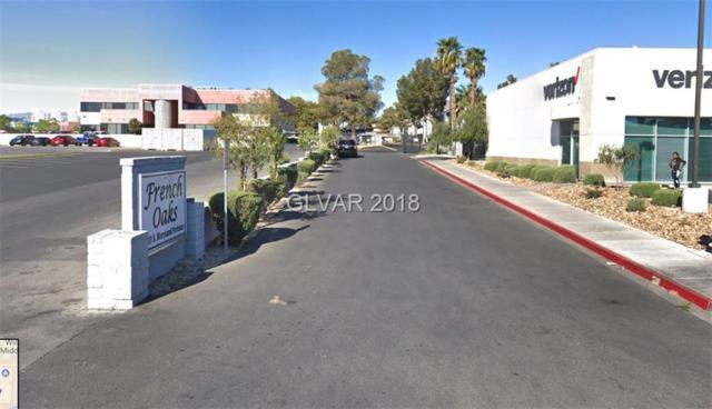 3823 Maryland G5, Las Vegas, NV 89119 (MLS #2025294) :: Sennes Squier Realty Group