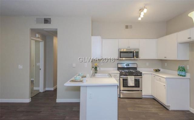 5751 Hacienda #138, Las Vegas, NV 89122 (MLS #2025296) :: Sennes Squier Realty Group