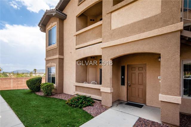 8805 Jeffreys #1031, Las Vegas, NV 89123 (MLS #2025382) :: Vestuto Realty Group