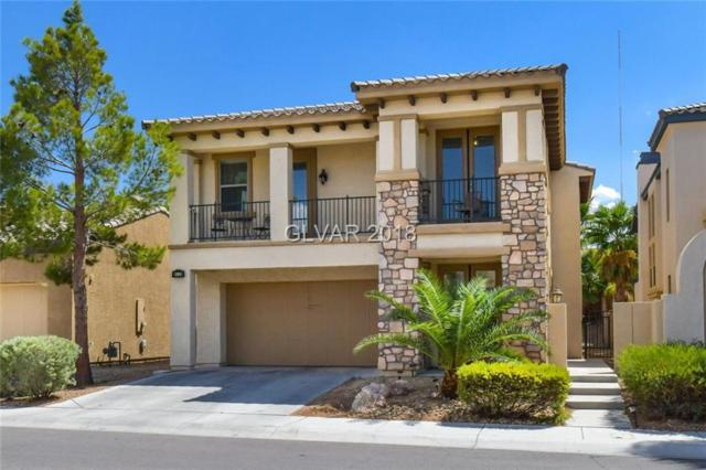 293 Via Di Citta, Henderson, NV 89011 (MLS #2025596) :: The Snyder Group at Keller Williams Marketplace One