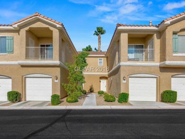 251 Green Valley #4713, Henderson, NV 89052 (MLS #2025661) :: The Snyder Group at Keller Williams Realty Las Vegas