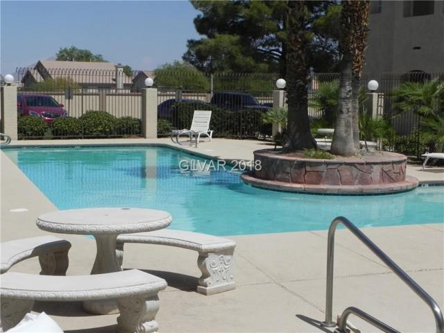 1851 Hillpointe #2722, Henderson, NV 89074 (MLS #2025662) :: Sennes Squier Realty Group