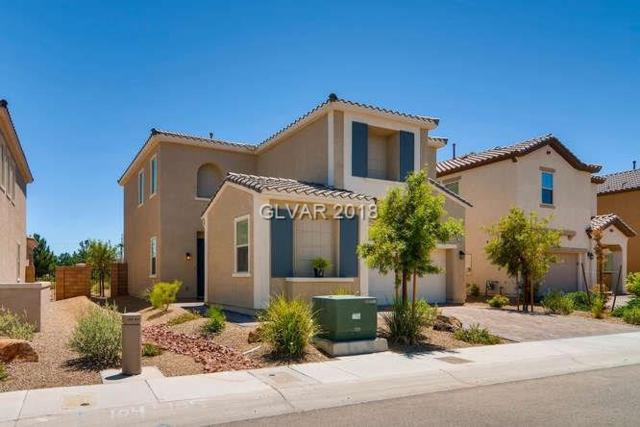 1000 Via Stellato, Henderson, NV 89011 (MLS #2025707) :: Vestuto Realty Group