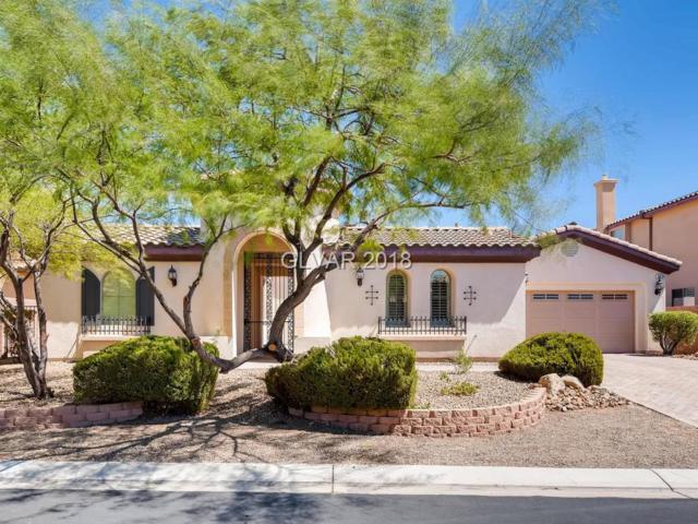 9634 Bella Di Mora, Las Vegas, NV 89178 (MLS #2025755) :: Vestuto Realty Group