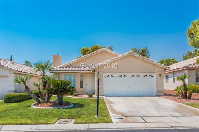 5101 Cedar Lawn, Las Vegas, NV 89130 (MLS #2025902) :: Vestuto Realty Group