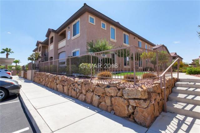 2305 Horizon Ridge #2511, Henderson, NV 89052 (MLS #2025972) :: The Snyder Group at Keller Williams Realty Las Vegas