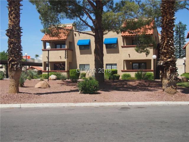 4330 Sanderling #81, Las Vegas, NV 89103 (MLS #2026016) :: Sennes Squier Realty Group