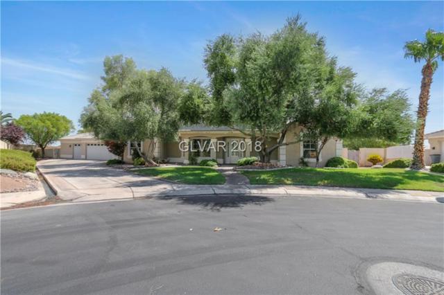 7718 Willow Cove, Las Vegas, NV 89129 (MLS #2026277) :: Vestuto Realty Group