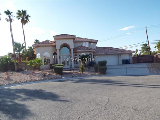 5183 N Miller, Las Vegas, NV 89149 (MLS #2026380) :: Vestuto Realty Group