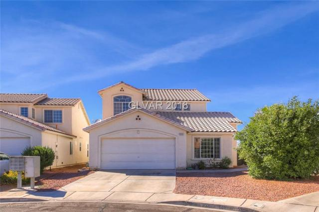 905 Dodee, Henderson, NV 89015 (MLS #2026405) :: The Machat Group | Five Doors Real Estate
