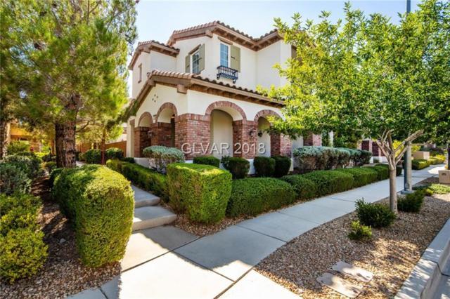 1866 Via Delle Arti #1104, Henderson, NV 89044 (MLS #2026466) :: The Snyder Group at Keller Williams Realty Las Vegas