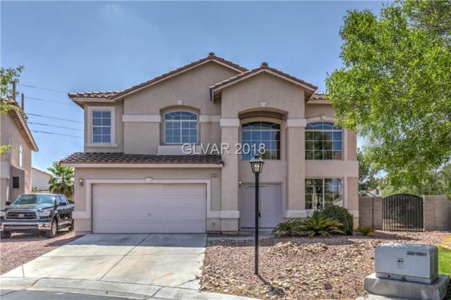 355 Pure April, Las Vegas, NV 89183 (MLS #2026673) :: The Machat Group | Five Doors Real Estate